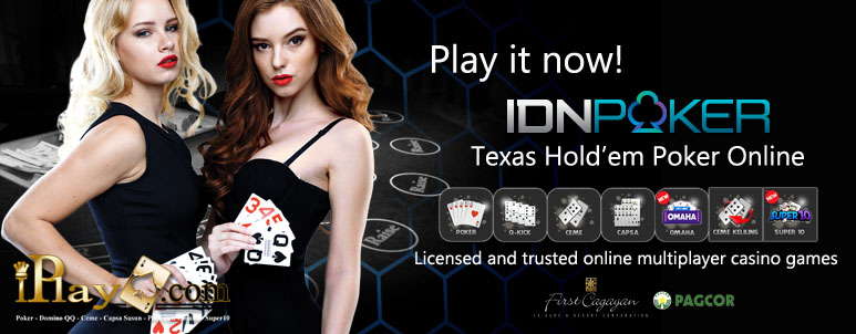 Texas Holdem Poker Online Indonesia IDNPlay