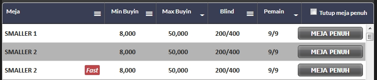 meja poker online indonesia uang asli idnplay