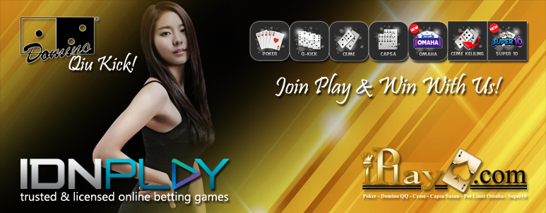 Domino QQ Boya Online Indonesia IDNPlay