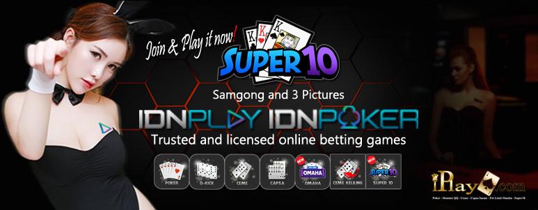 Super10 Online Judi Kartu Samgong Uang Asli Tanpa Aplikasi