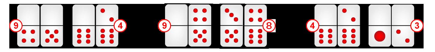 cara hitung nilai kartu domino qq online