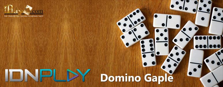 IDNPOKER - DOMINO GAPLE ONLINE