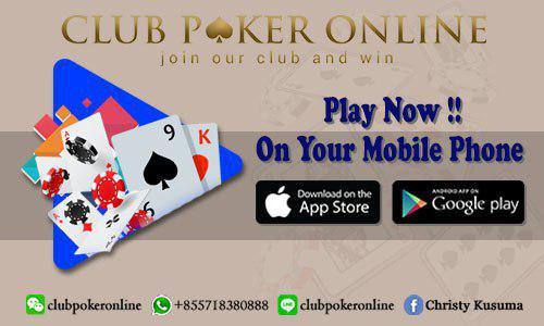 Texas Holdem Poker Uang Asli indonesia terbaik