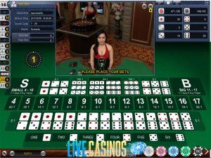 permainan casino online sicbo